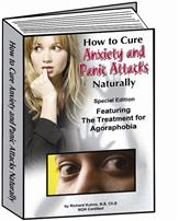 How to Cure Anxiety & Panic Attacks Naturally